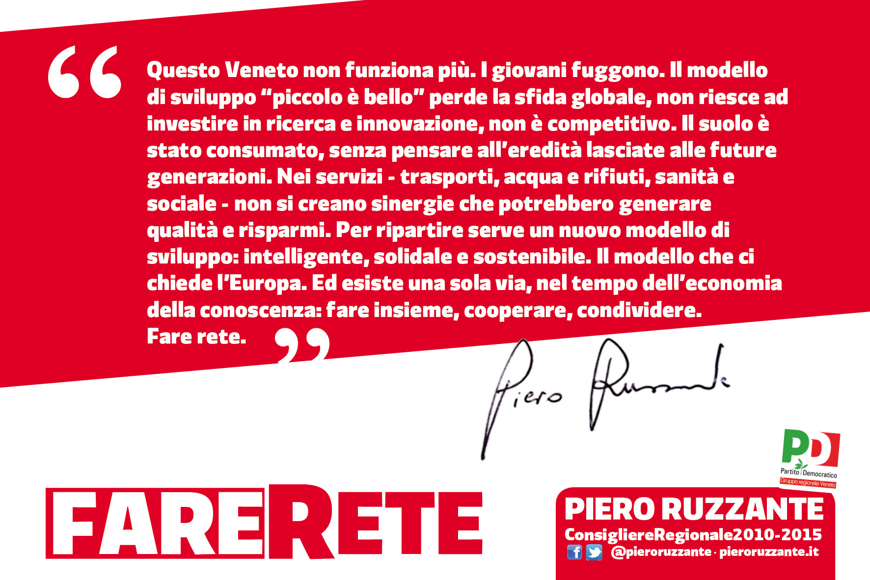 RuzzanteFareRete